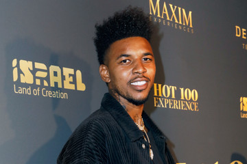 Nick Young The 2018 Maxim Hot 100 Party