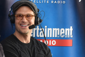 Nick Zano SiriusXM's Entertainment Weekly Radio Channel Broadcasts From Comic-Con 2016 - Day 3