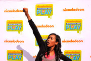 "Actress Sydney Park of ""Instant Mom"" attends Nickelodeon's 11th Annual Worldwide Day of Play at Prospect Park on September 20, 2014 in New York City."