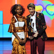 Jace Norman and Riele Downs