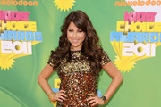 Daniella Monet - Best and Worst Dressed at the 2011 Kids' Choice Awards