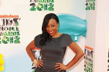 Tanya Chisholm Nickelodeon's 25th Annual Kids' Choice Awards - Arrivals
