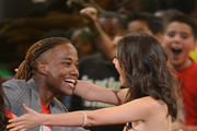 Victoria Justice and Leon Thomas III Photos Photo
