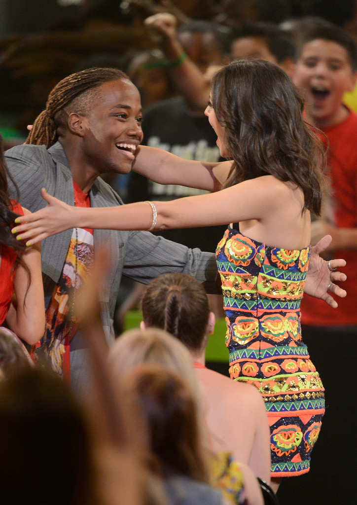 Leon Thomas Iii Photos Photos Nickelodeons 26th Annual Kids