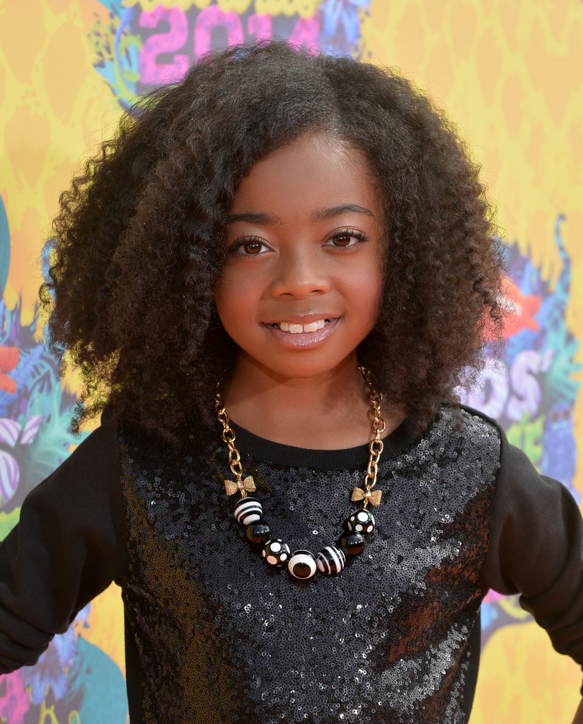 Skai Jackson Photos Nickelodeons 27th Annual Kids Choice Awards