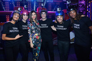 Sydney Park, Kira Kosarin, Victoria Justice, Matt Bennett, Carlos PenaVega and Leon Thomas III attends the Sixth Annual Nickelodeon HALO Awards in New York City. The hour-long concert special will premiere Sunday, Nov. 30, at 7 p.m. (ET/PT) across Nickelodeon networks (Nickelodeon, TeenNick, Nicktoons).