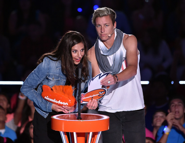 The Nickelodeon Kids' Choice Sports Awards 2015