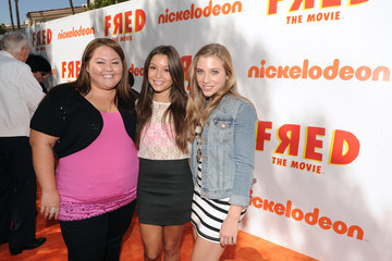 "Skyler Day Nickelodeon Presents ""Fred: The Movie"" Premiere Screening - Red Carpet"