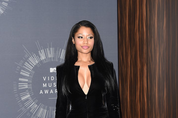 Nicki Minaj MTV Video Music Awards Press Room