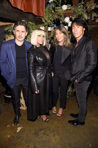 ELLE X Stuart Weitzman Celebration Of Giovanni Morelli's Debut Collection For Stuart Weitzman Hosted By Nina Garcia