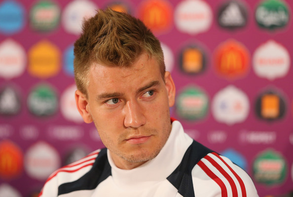 Denmark Training and Press Conference - Group B: UEFA EURO 2012 []