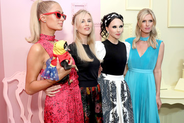 Nicky Hilton Alice And Olivia By Stacey Bendet Spring 2020 Fashion Presentation