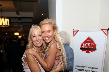 Nicky Whelan 12th Annual TACA Ante Up For Autism - Talk About Curing Autism