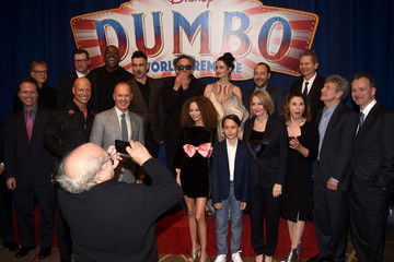 Nico Parker Premiere Of Disney's 'Dumbo' - Red Carpet
