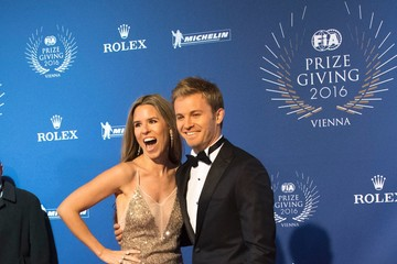 Nico Rosberg Lewis Hamilton The FIA Prize Giving Gala at the Hofburg Palace in Vienna