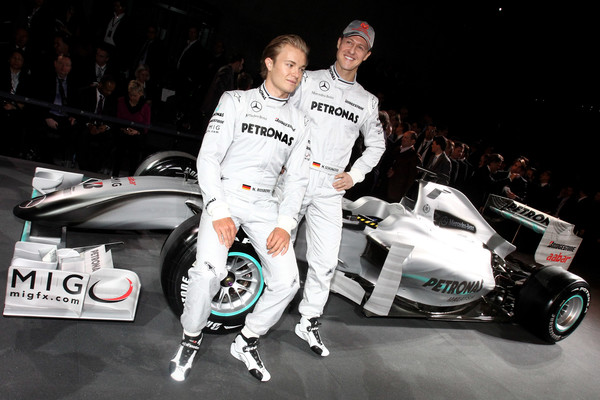 Nico Rosberg Retires From Formula 1