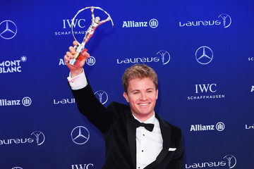 Nico Rosberg Winners Press Conference and Photocalls - 2017 Laureus World Sports Awards - Monaco