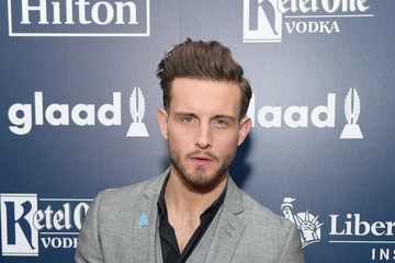 Nico Tortorella 28th Annual GLAAD Media Awards - Red Carpet & Cocktails