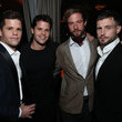 Nico Tortorella Entertainment Weekly Celebrates Screen Actors Guild Award Nominees at Chateau Marmont - Inside