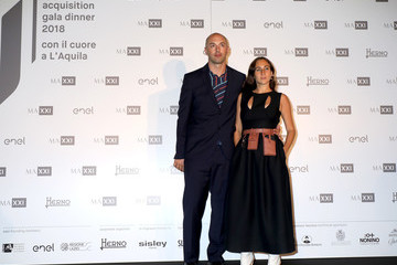 Nico Vascellari MAXXI Acquisition Gala Dinner 2018