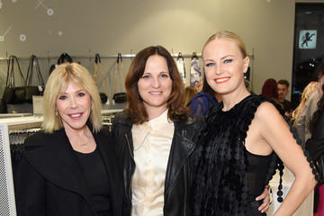 Nicol Paone H&M And Environmental Media Association Launch Event