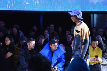 Nicola Formichetti Li-Ning Autumn/Winter 2019 Show During NYFW: The Shows At Industria - Front Row