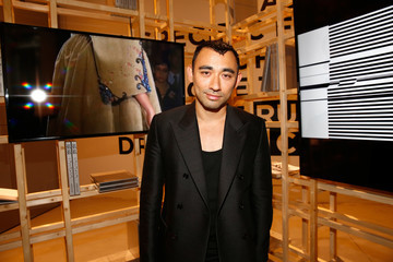 Nicola Formichetti Renzo Rosso and OTB Launch 'Radical Renaissance  55+5' Book - Cocktail