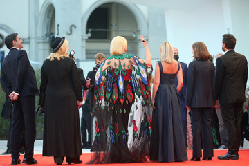 Nicola Lagioia Closing Ceremony Red Carpet - The 77th Venice Film Festival