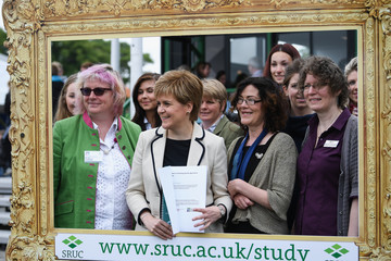 Nicola Sturgeon The Royal Highland Show - One of Scotland's Most Iconic Events