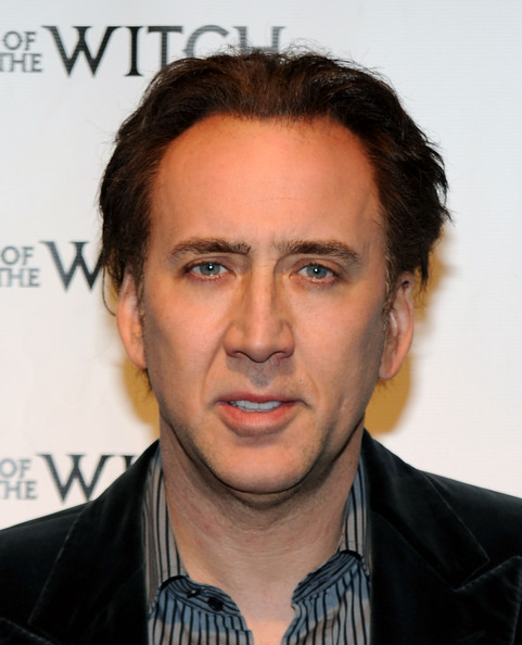 Nicolas Cage - Wallpaper Gallery