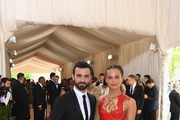 Nicolas Ghesquière 'Manus x Machina: Fashion In An Age of Technology' Costume Institute Gala - Arrivals