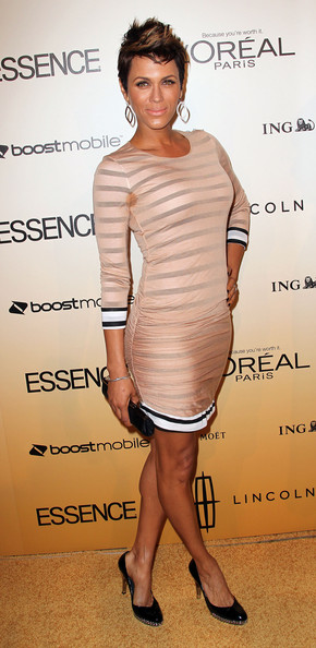 Nicole Ari Parker - 4th Annual ESSENCE Black Women In Hollywood Luncheon