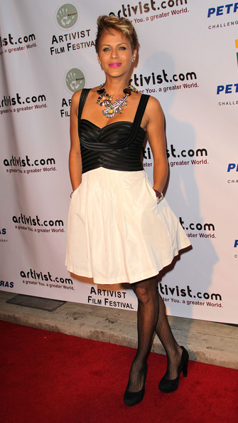 Nicole Ari Parker - 7th Annual Artivist Film Festival Awards - Arrivals