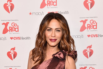 Nicole Ari Parker The American Heart Association's Go Red For Women Red Dress Collection 2019 Presented By Macy's - Arrivals & Front Row