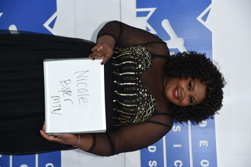 Nicole Byer 2016 MTV Video Music Awards - Arrivals