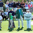 Nicole Criscone Drive, Chip and Putt Championship at Augusta National Golf Club