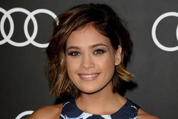 Nicole Gale Anderson Stars Celebrate Golden Globes Weekend