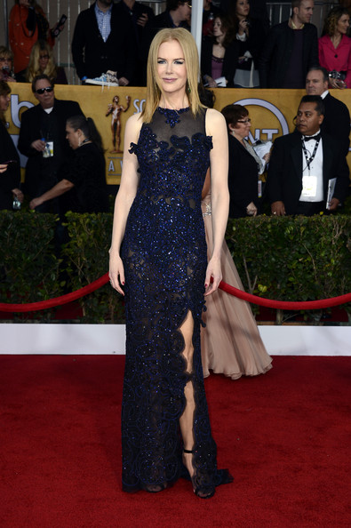 Nicole Kidman - 19th Annual Screen Actors Guild Awards - Arrivals