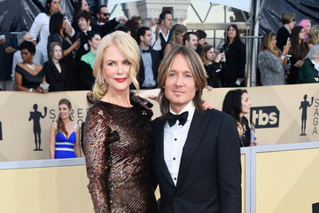 Nicole Kidman Keith Urban 24th Annual Screen Actors Guild Awards - Arrivals