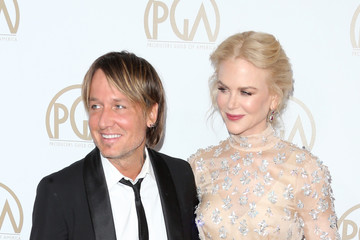 Nicole Kidman Keith Urban 28th Annual Producers Guild Awards - Arrivals