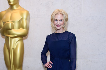 Nicole Kidman The Academy Of Motion Picture Arts And Sciences New Members Reception - Red Carpet Arrivals