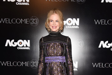 Nicole Kidman Agon Channel Launch Party - Photocall