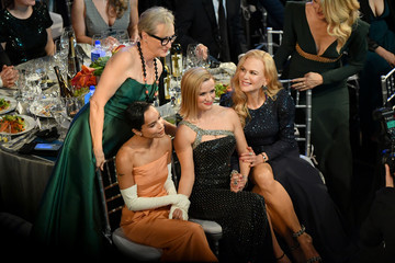 Nicole Kidman Reese Witherspoon 26th Annual Screen ActorsGuild Awards - Inside