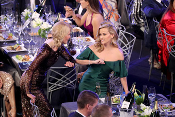 Nicole Kidman Reese Witherspoon 24th Annual Screen Actors Guild Awards - Show