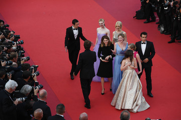 Nicole Kidman Sofia Coppola The 'Beguiled' Screening at the 70th Annual Cannes Film Festival