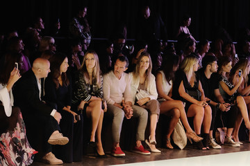 Nicole Kimpel Miami Fashion Week - Yirko Sivirich - Backstage/Front Row