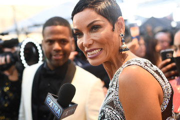 Nicole Murphy 48th NAACP Image Awards -  Red Carpet