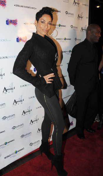 Nicole Murphy - A*Muse Fall/Winter 2010 Fashion Show