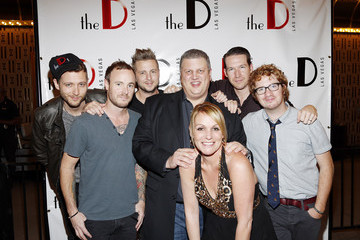 Nicole Parthum OneRepublic Performs At The D Las Vegas To Celebrate Grand Opening