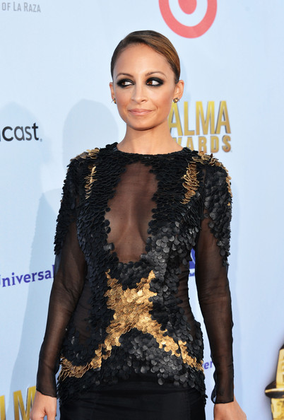 Nicole Richie - 2012 NCLR ALMA Awards - Red Carpet